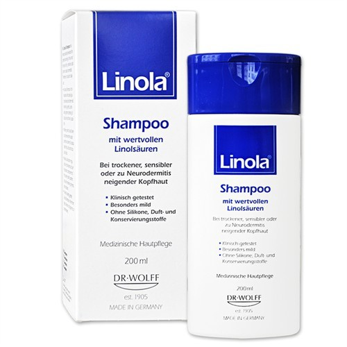Linola Şampuan 200Ml