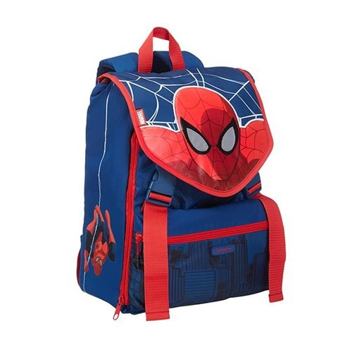 Samsonite Spiderman Ergonomik Çanta 16C-41003