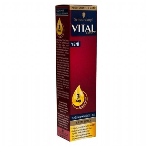 Vital Colors Tüp Boya 10-0 Platin Sarı 60 Gr