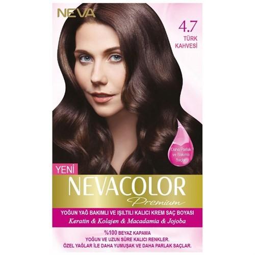 Neva Color Natural Set Boya 4.7 Türk Kahvesi