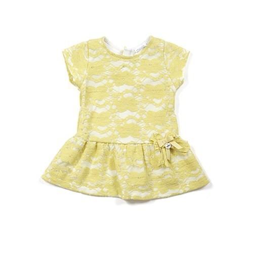 Zeyland Kız Çocuk Sarı Elbise - K-61M2LBM31