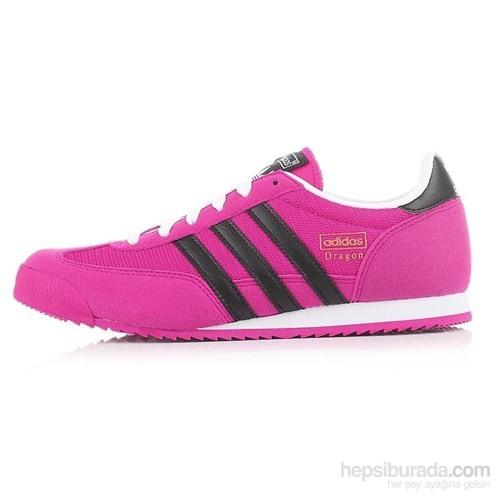 Adidas Pembe Bayan Spor Ayakkabı Dragon AD-M17076