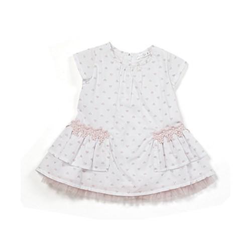 Zeyland Kız Çocuk Puanlı Elbise - K-61M2LJR33