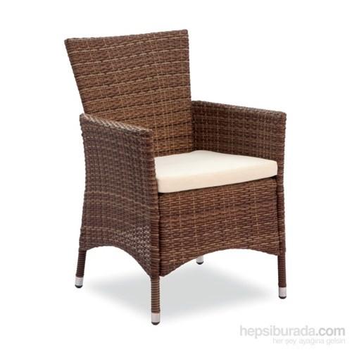 Sette EM612 DA Sütlü Kahve Sandalye