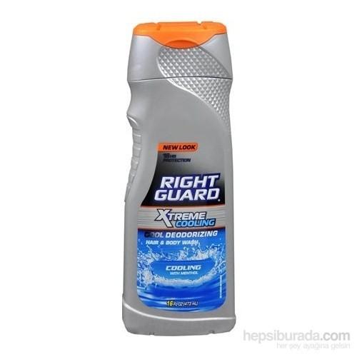 Right Guard Xtreme Cooling Vücut Şampuanı 473 Ml