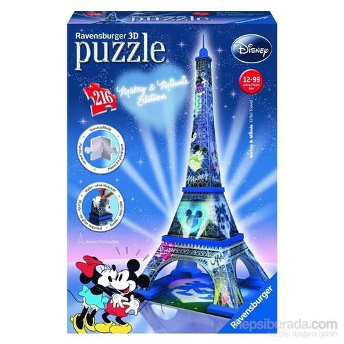 Ravensburger Mickey & Minnie Eyfel 3D Puzzle