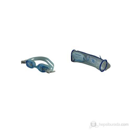Dunlop Yüzücü Gözlüğü 2323-4 Clear/Blue