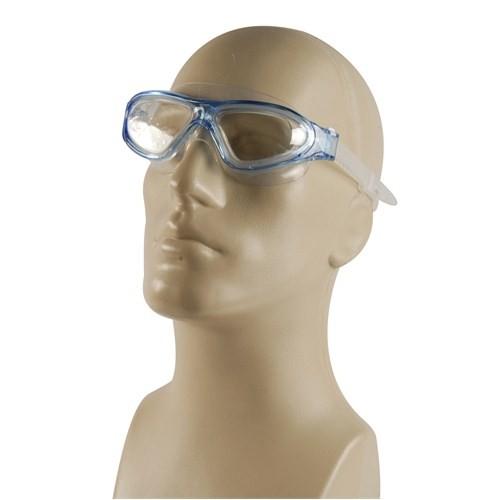 Dunlop Yüzücü Gözlüğü 8120 Transparan Mavi