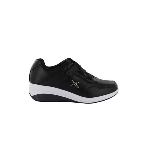Kinetix 1212244 Simena Siyah Kadın Günlük Ayakkabı