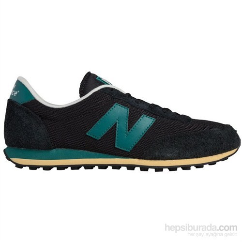 New Balance U410vgg Unisex Siyah Spor Ayakkabı