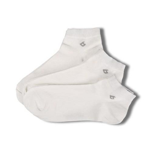 Korayspor 411 3 Lu Patık Çorap Beyaz Çorap