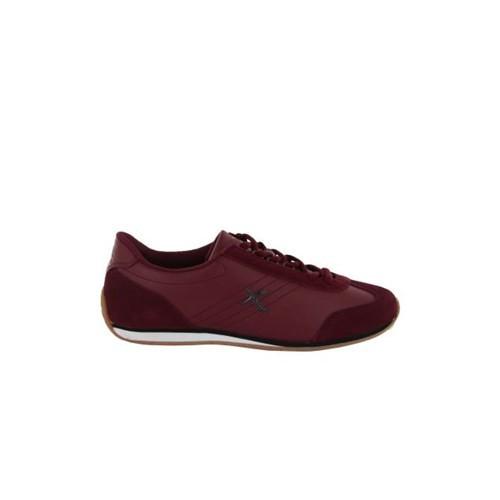 Kinetix 1212168 4F Gina Bordo Altın Günlük Ayakkabı