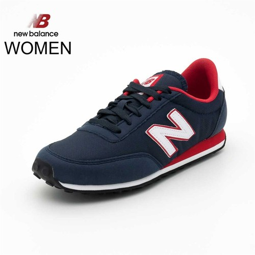New Balance U410mnwn Unisex Lifestyle Navy Red D