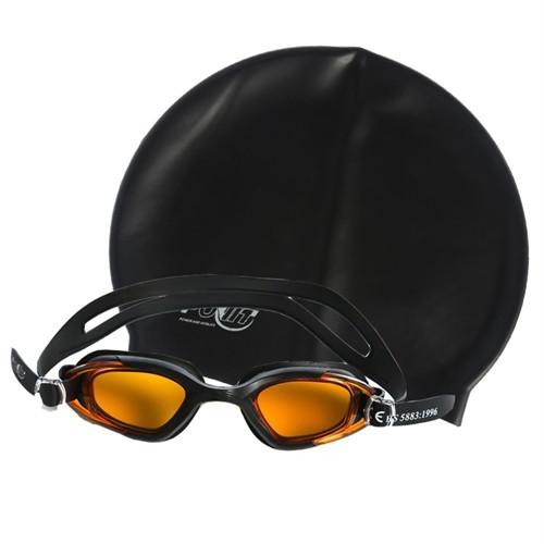 Povit Gs3 Yüzücü Gözlüğü Povit Silikon Bone
