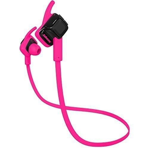 Jabees Beating Bluetooth Kablosuz Sporcu Kulaklık Pembe - SDTBETPNK