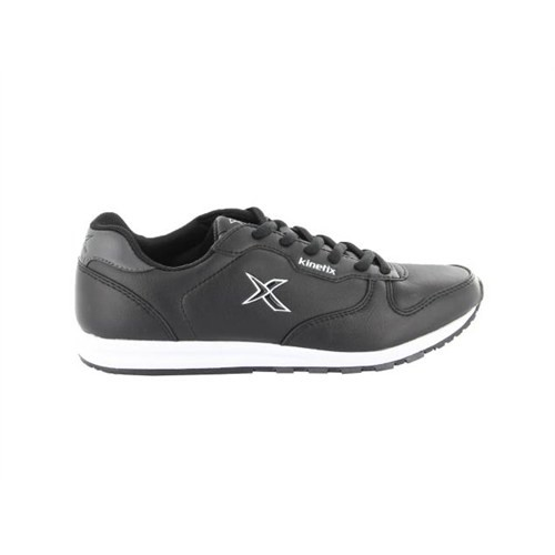 Kinetix Latona W Siyah Beyaz 1192194 Kadın Günlük Ayakkabı