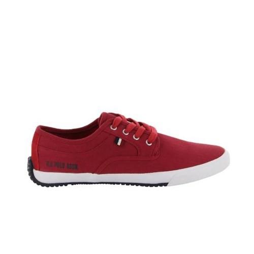 U.S.Polo Assn. 3295241 5M Base M Kırmızı Erkek Günlük Ayakkabı