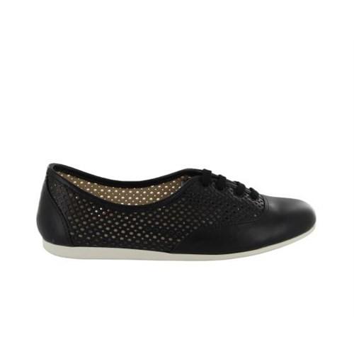 Kinetix 1240962 5P Lana Siyah Kadın Günlük Ayakkabı