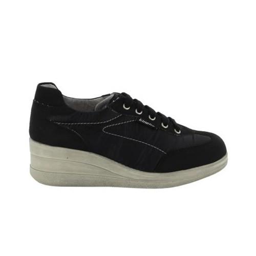 Kinetix 1241084 5P Vanya Siyah Kadın Günlük Ayakkabı