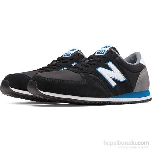 New Balance U420nkb Unisex Siyah Spor Ayakkabı