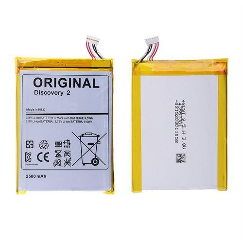 Ally Gm Discovery 2 Alcatel Tlp025a2 Ot-8008D Scribe Hd Pil Batarya