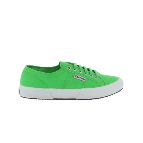 Superga S000010-F66 2750-Cotu Classic Bright Green Unisex Günlük Ayakkabı