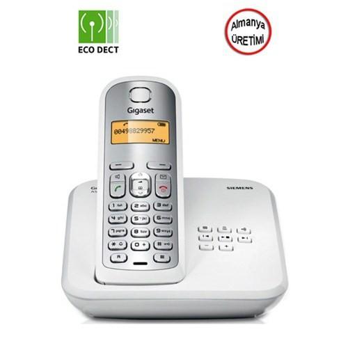 Gigaset Telesekreterli Dect Telefon AS295