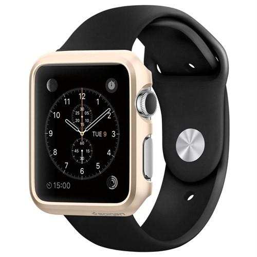 Spigen Apple Watch Kılıf Thin Fit (38Mm) Champagne Gold - 11490