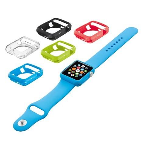 Trust 20980 Apple Watch 38 mm. İçin Silikon Kılıf - 5'li Set
