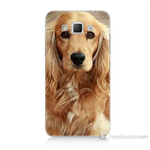 Teknomeg Samsung Galaxy Grand Max Köpek Baskılı Silikon Kılıf