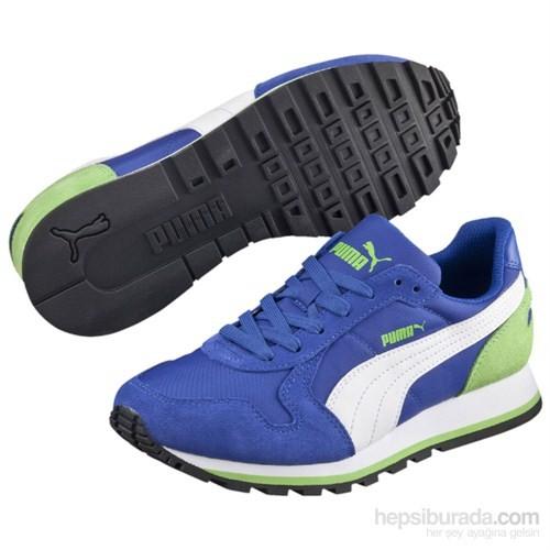 Puma St Runner Nl Çocuk Mavi Spor Ayakkabı (358770-061)