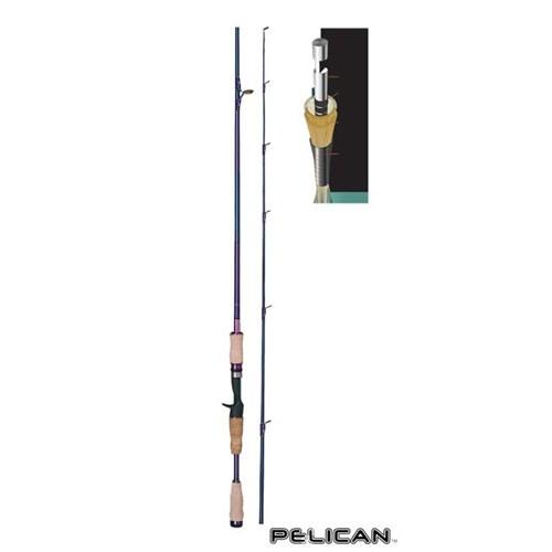 Pelican 3120 Trigger Pelistick Parçalı Kamış (Boy 240cm-Atarı 30-90gr)