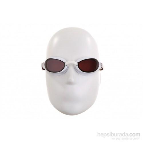 Speedo Aquapure Gog Af White/Brown E8-090048914-914