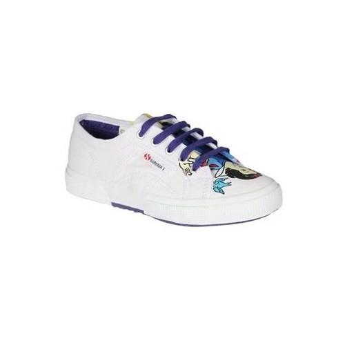 Superga 2750-925 Disney Bianca Çocuk Ayakkabı