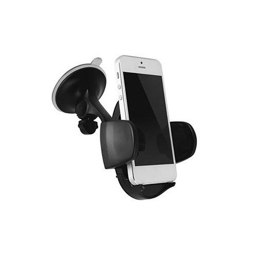 Oxo Xsupunıv5 Siyah Tüm Akıllı Telefonlara Uyumlu Araç İçi Telefon Tutacağı