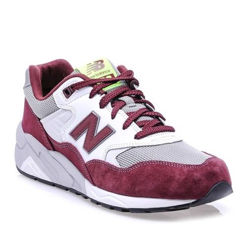 New Balance 580 Günlük Spor Ayakkabı Bordo Mrt580kj