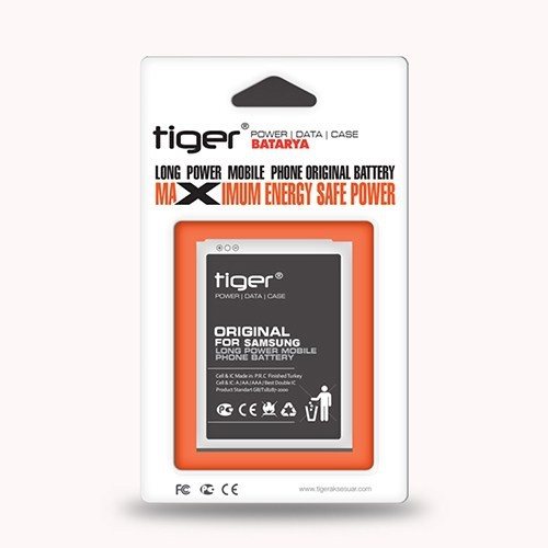 Tiger Samsung C5212|C3300|E2652 Batarya