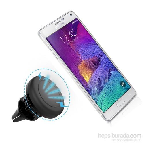 Melefoni Samsung Galaxy Note 4 Manyetik Araç İçi Telefon Tutucu