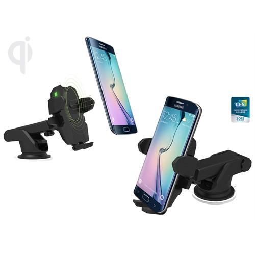 İottie Easy One Touch Kablosuz Araç Şarjlı Araç Tutucu Wireless Şarj