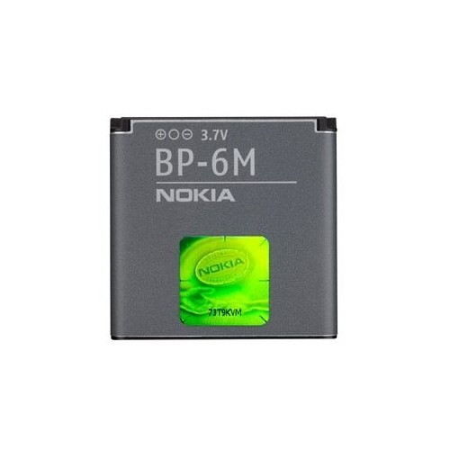 Nokia 6288 Orjinal Batarya Pil 1100Mah Kutusuz