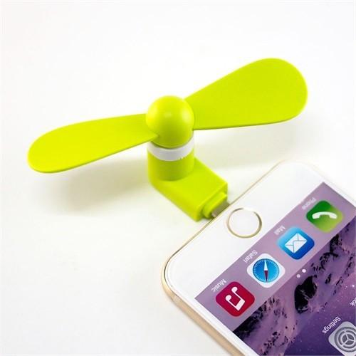 Qpars Qp-5375 Usb Fan Vantilatör İphone 5 6 Fan Lighting
