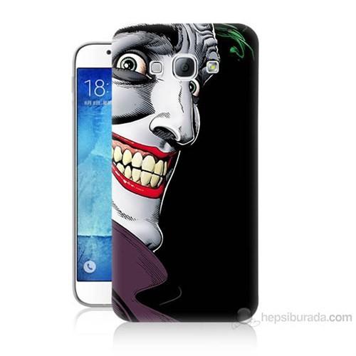 Teknomeg Samsung Galaxy A8 Joker Baskılı Silikon Kılıf