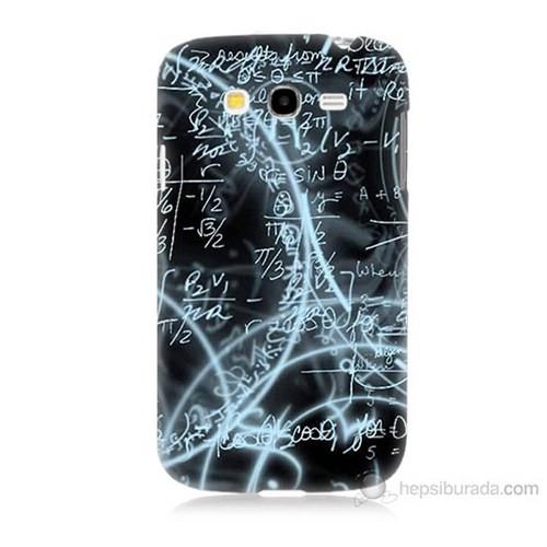 Teknomeg Samsung Galaxy Grand Neo İ9060 Matematik Baskılı Silikon Kılıf
