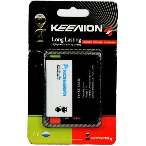 Case 4U Keenion BA750 1500 mAh Batarya