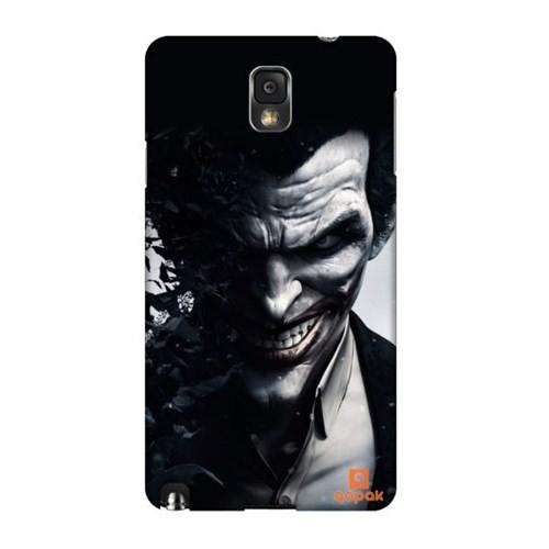 Qapak Samsung Galaxy Note 3 Baskılı İnce Kapak uz244434011185