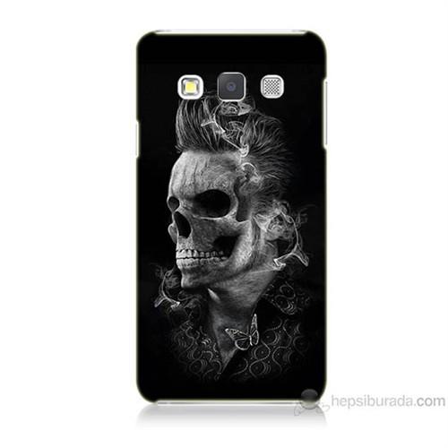 Teknomeg Samsung Galaxy A5 Elvis Presley Efsanesi Baskılı Silikon Kılıf
