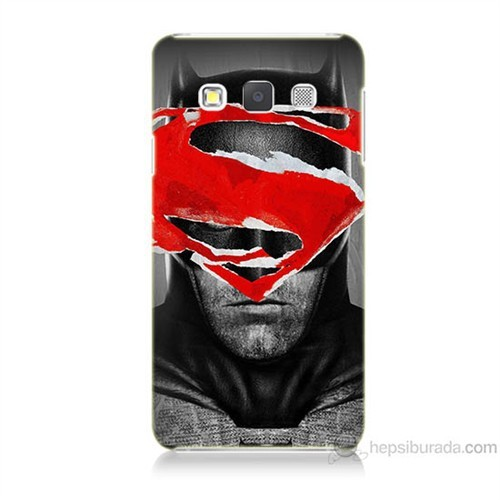 Teknomeg Samsung Galaxy A5 Batman Vs Superman Baskılı Silikon Kılıf