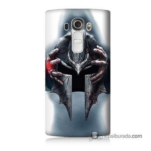 Teknomeg Lg G4 Assassins Creed Baskılı Silikon Kılıf