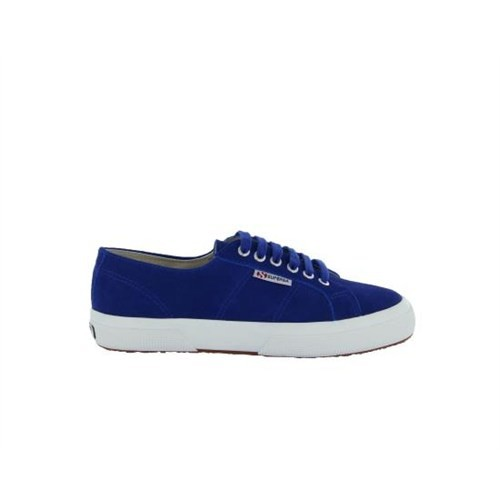 Superga S003Sr0-G88 2750 Sueu intense Blue Erkek Günlük Ayakkabı