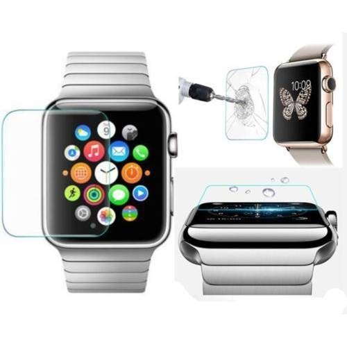Microcase Apple Watch 42 Mm Tempered Glass Cam Ekran Koruma